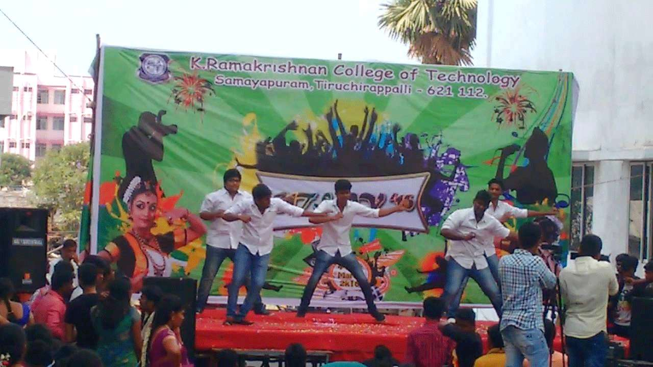 K Ramakrishnan College of Technology